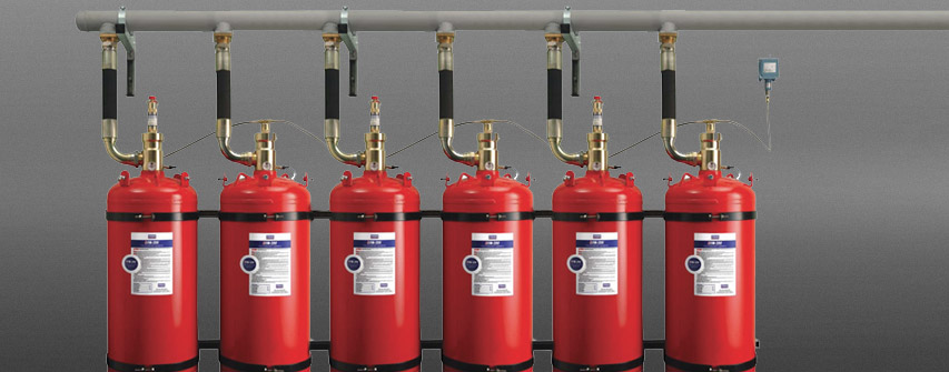 Chemical-Gas-Fire-Suppression
